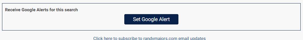 AncestorSearch on Google Search Set Google Alert
